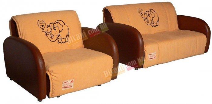 Кресло-кровать Fusion Sunny (Фужн Сани) спальное место 90см