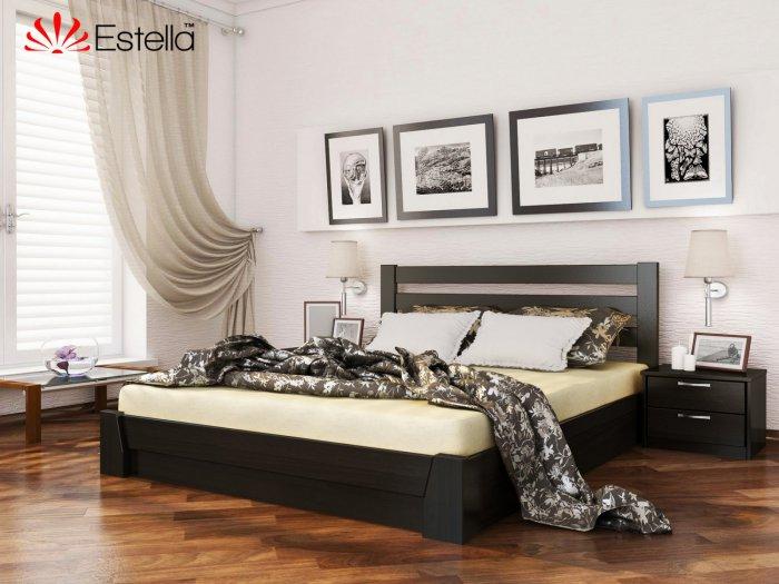 Полуторная кровать Селена - 120х190-200см