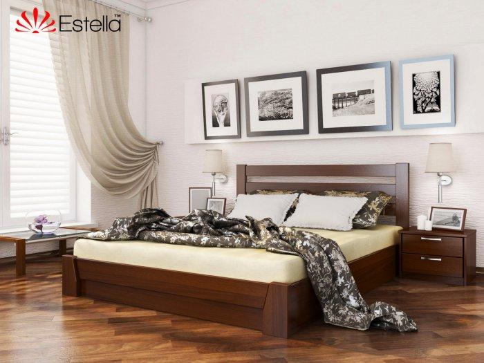 Двуспальная кровать Селена - 180х190-200см