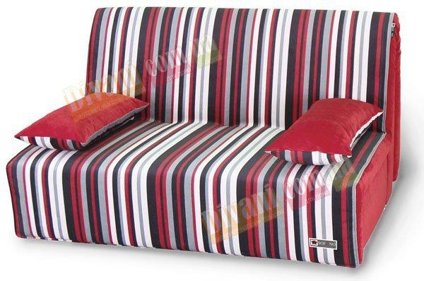 Ортопедический диван-кровать Sofyno Акварель 130см, ткань Рим, Кордрой