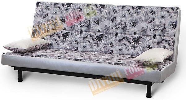 Ортопедический диван-кровать Sofyno клик-кляк Акварель
