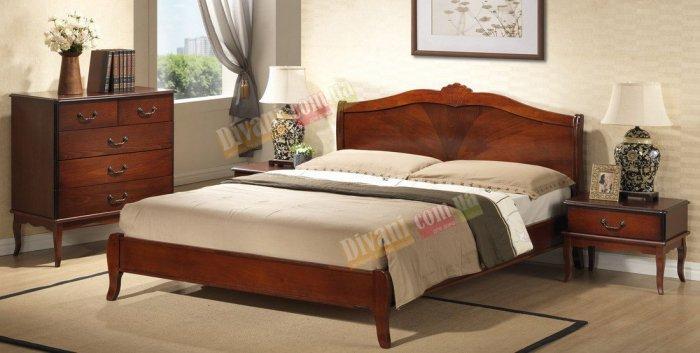 Двуспальная кровать  Lorena (Лорена) 200x160см