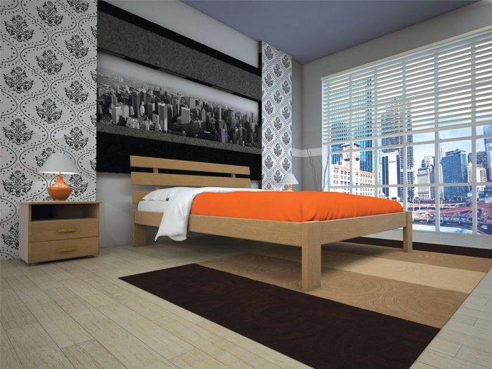 Двуспальная кровать Домино - 160см
