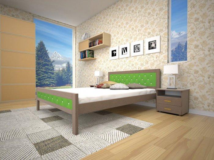 Полуторная кровать Модерн 6 - 120см