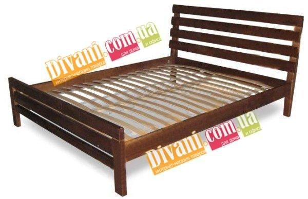 Кровать Домино 2 - от 90 до 180см