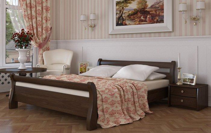 Двуспальная кровать Диана - 160х190-200см