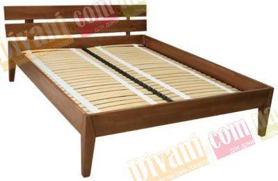 Односпальная кровать Том 01 200x90см