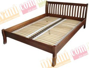 Двуспальная кровать Тоня 03 200x160см