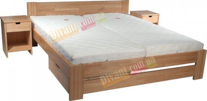 Односпальная кровать Жак 200x90см
