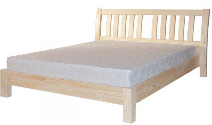 Двуспальная кровать Елена - 160x200см c механизмом