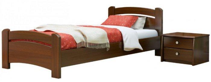 Односпальная кровать Венеция - 80х190-200см