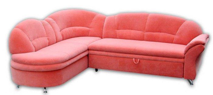 Угловой диван Квесто