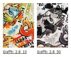 Скотчгард Графити (Graffiti) ширина 280см