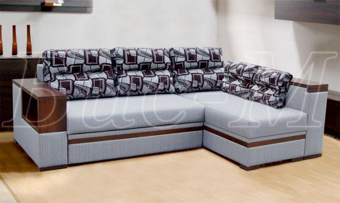 Угловой диван Орфей длинный бок