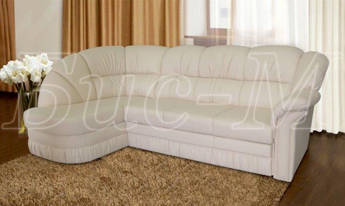 Угловой диван Моника длинный бок