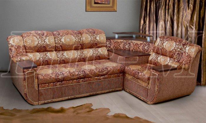 Угловой диван Людмила