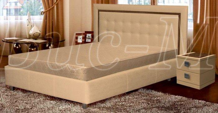 Полуторная кровать Афина-4 - 140x200см с подъемным механизмом