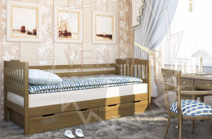 Односпальная кровать Ева