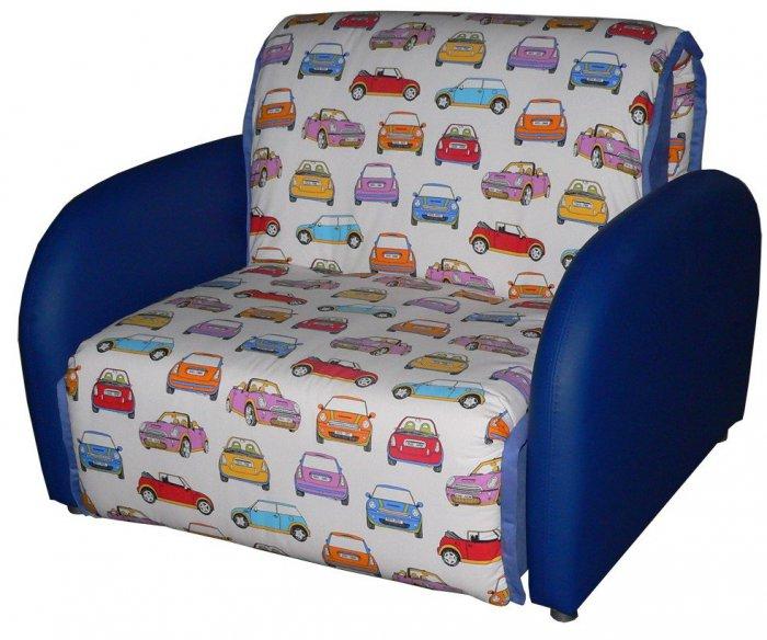 Кресло-кровать Fusion Sunny ткань Автобейби