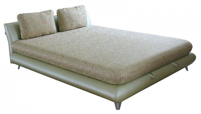 Двуспальная кровать Лион 160х200см с подъемным механизмом