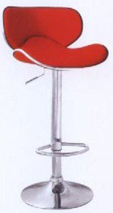 Стул барный DM668 красный