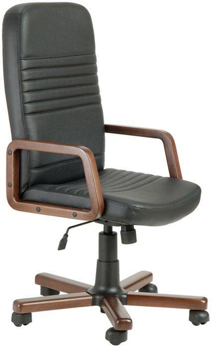Кресло руководителя Чинция WOOD