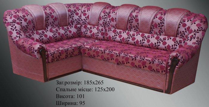 Угловой диван Магнат