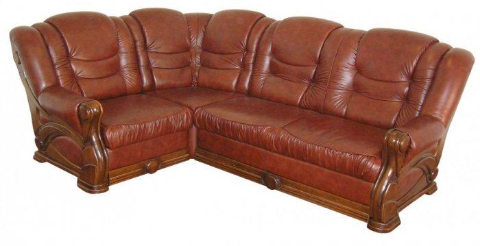 Угловой диван Наполеон