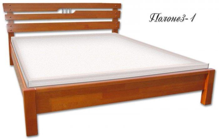 Двуспальная кровать Полонез-1 - 180см