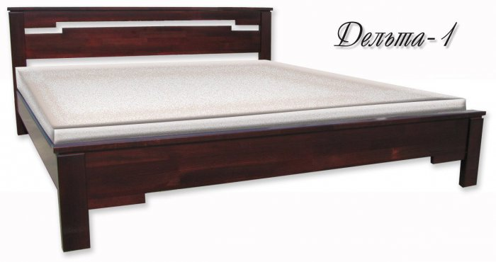 Двуспальная кровать Дельта-1 - 160см