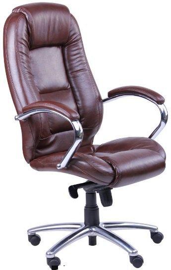 Кресло руководителя Надир хром MB
