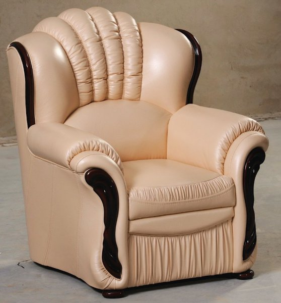 Кожаное кресло Гранд Н