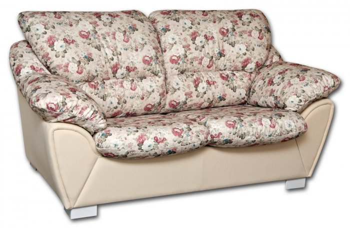 Кожаный диван Калифорния 2Р