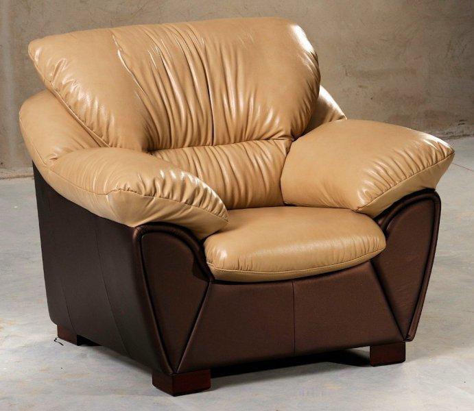 Кожаное кресло Калифорния