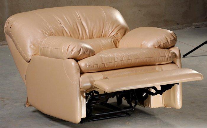 Кресло Чирз глидер-поворотный