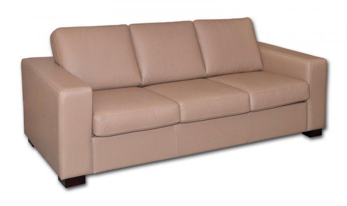 Кожаный диван Бродвей 3P
