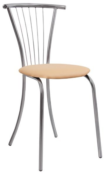Барный стул Мартин хром