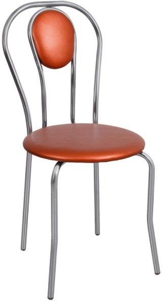 Барный стул Луиза хром