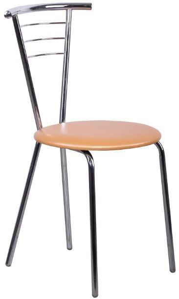 Барный стул Бонус каркас хром