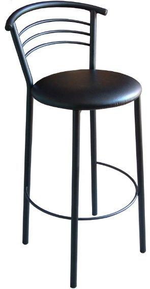 Барный стул Маркос Хокер каркас черный