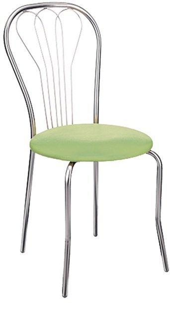 Барный стул Ванесса каркас хром