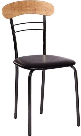 Барный стул Патрик каркас черный