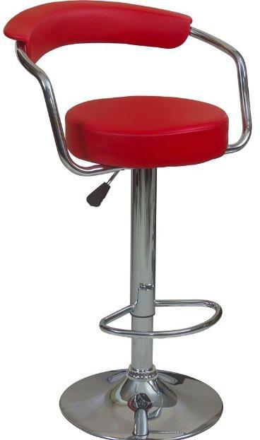 Барный стул Маркиз хром