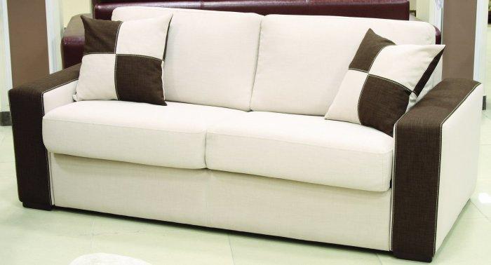 Кожаный диван Ричард 3P 1.4