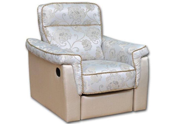 Кожаное кресло Лондон