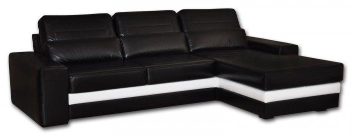 Кожаный модульный диван Нью-Йорк