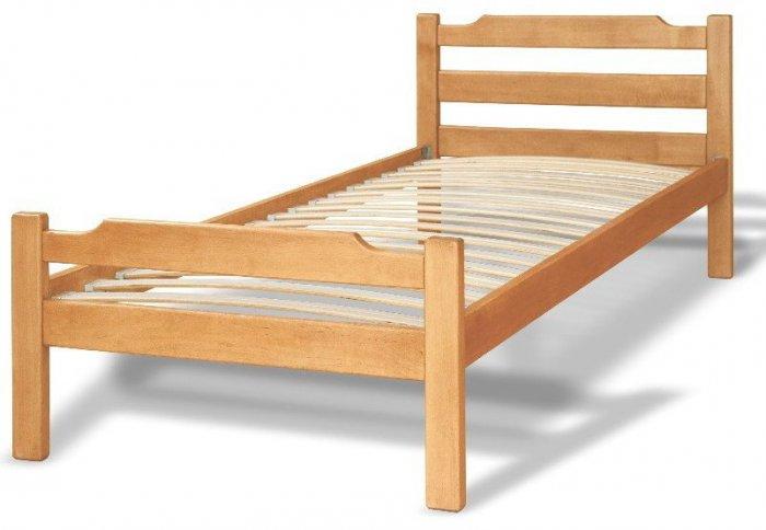 Полуторная кровать НЗК Яна - 120x200см