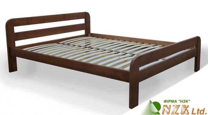 Двуспальная кровать НЗК Алёна - 160x200см
