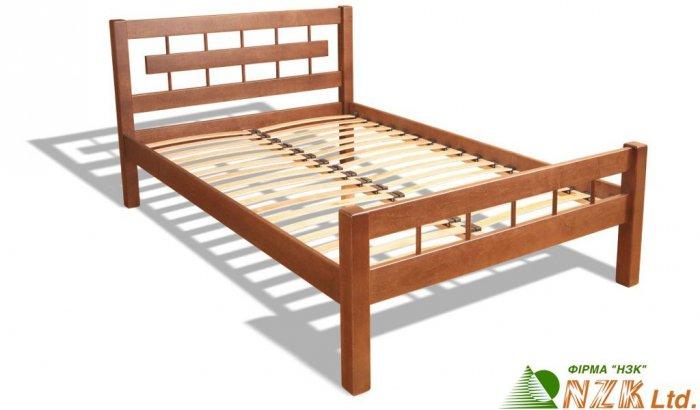 Двуспальная кровать НЗК Александрийская - 180x200см