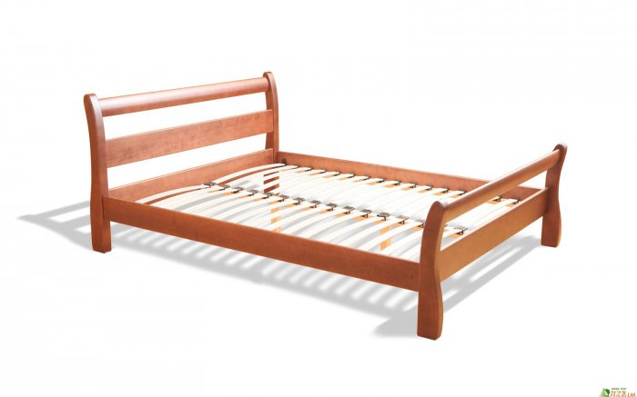 Двуспальная кровать НЗК Земфира Ольха - 160x200см